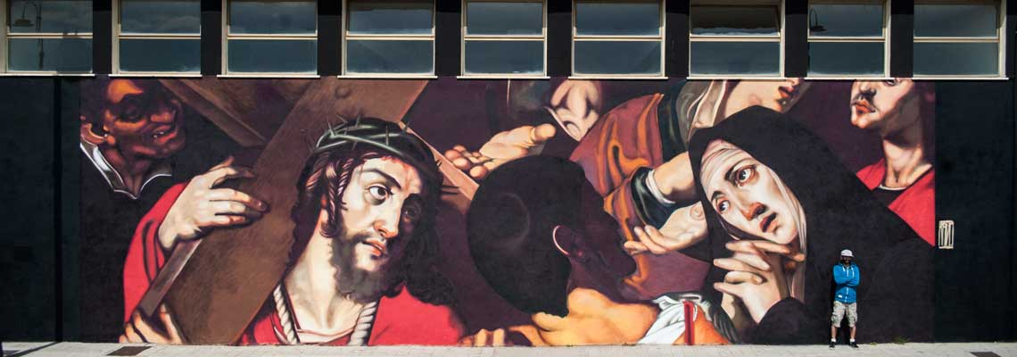 dipinti e quadri storici di Gaeta