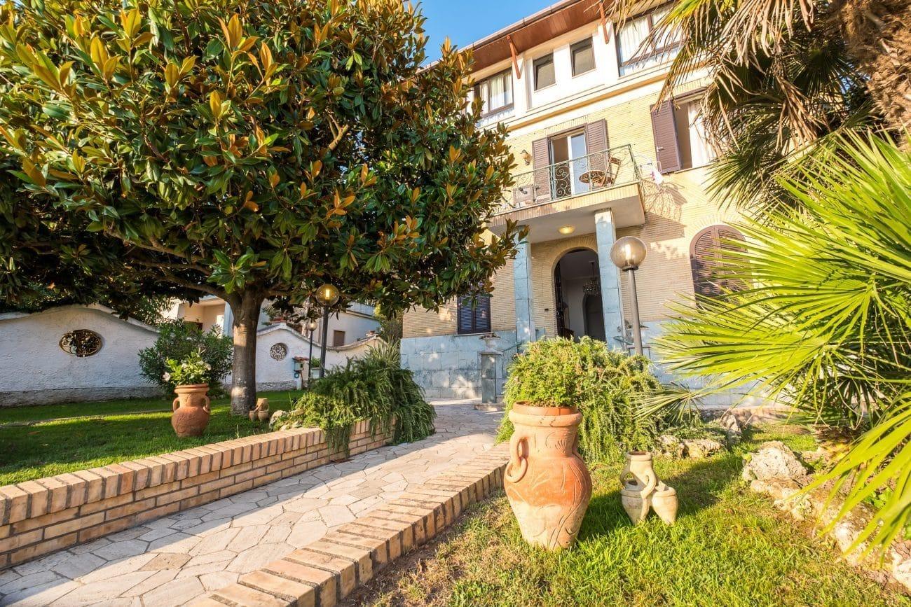 Antica Villa Gaeta antica villa | hostingaeta