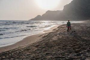 Spiaggia Sant'Agostino Gaeta